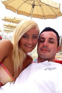 Debora e Daniele, futuri sposi