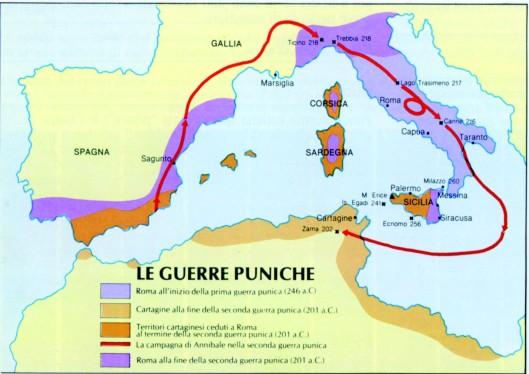 guerre puniche