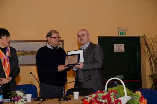 Valle premiazione De Agostino