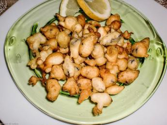 Lumache fritte