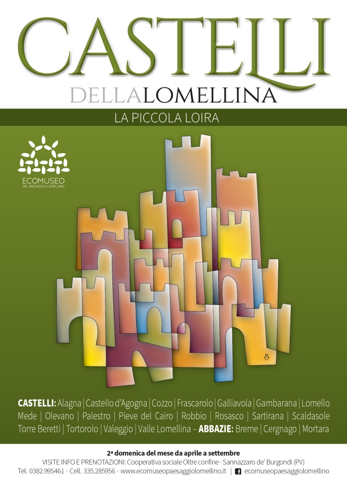Castelli itinerari