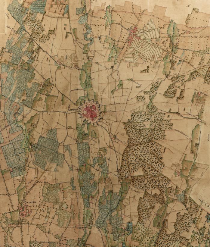 Mappa Pagetti