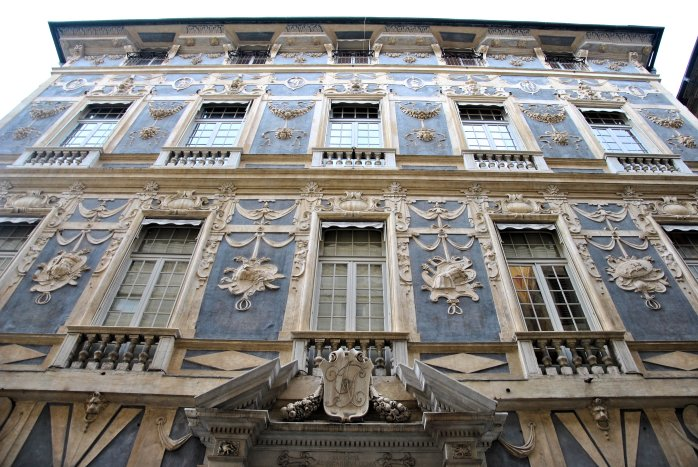 Palazzo Nicolosio Lomellini